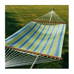Algoma 13' Fabric Hammock - Hampton Bay Summer Print