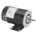 Replacement Motor - 48Y Frame .5hp Single Speed - 115V