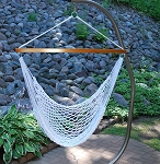 Algoma Hanging Polyester Rope Chair