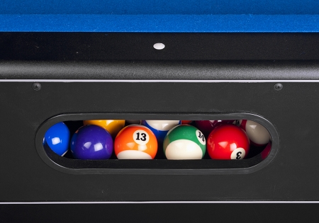 Carmelli Hustler Pool Table WMDF Playfield - Carmelli pool table