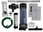 DEL Ozone Eclipse series Mixing Degas Vessel w/ Installation Kit