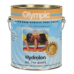 Hydrolon Water Base Acrylic Enamel Pool Paint - 1 Gallon - Black
