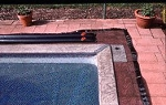 12' x 24' Rectangle Deluxe In-Ground Pool Leaf Net - 4 yr