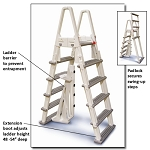 Heavy Duty A-Frame Ladder