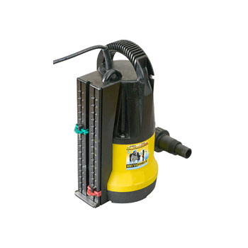 Auto In Ground Brute Force Cover Pump 2450gph