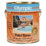 Patio Tones Acrylic Deck Coating - 1 Gallon - Silk Straw