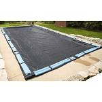 25' x 45' Rectangle Rugged Mesh Winter Cover