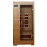 Buena Vista - 1 Person Sauna w/ Ceramic Heaters