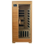 Buena Vista - 1 Person Sauna w/ Carbon Heaters