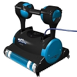 Dolphin Triton Robotic Pool Cleaner w/ Caddy - 60' Swivel Cable
