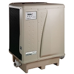 Pentair UltraTemp 110 Heat Pump 108k BTU - Almond