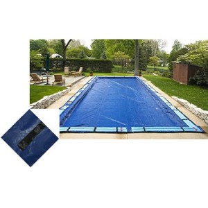 12' x 20' Rect Arctic Armor Gold In-ground Pool Winter Cover 15yr