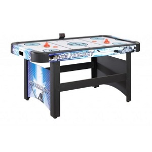 5 ft. Carmelli™ Face-Off Air Hockey Table