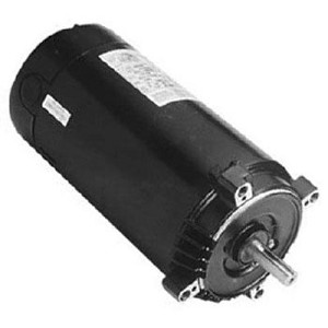 1 1 2 hp 56c keyed shaft replacement motor for Home depot pool pump motor