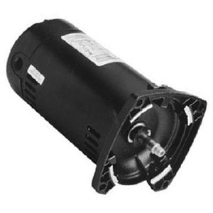 1.5 hp Single Speed Replacement Motor (115/230v) - 56YZ - Square Flanged