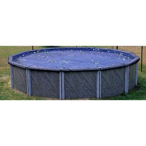 15' X 30' Oval Deluxe Above Ground Pool Leaf Net - 4yr